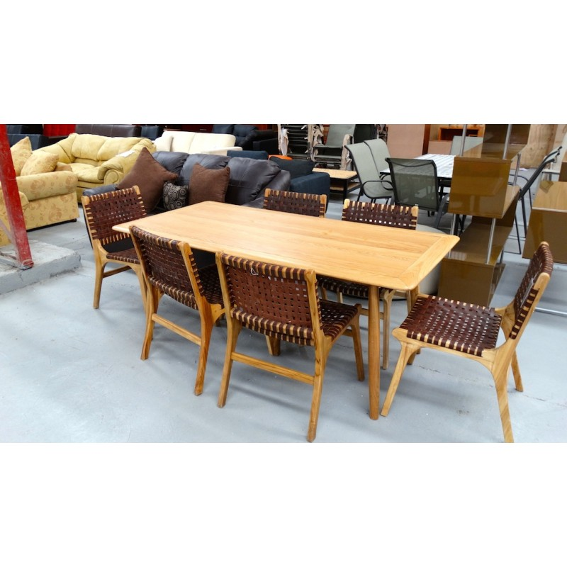 Muebles comedor terraza for Muebles terraza outlet