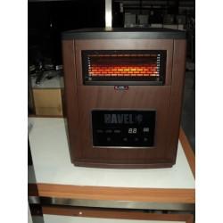 Estufas eléctricas bajo consumo