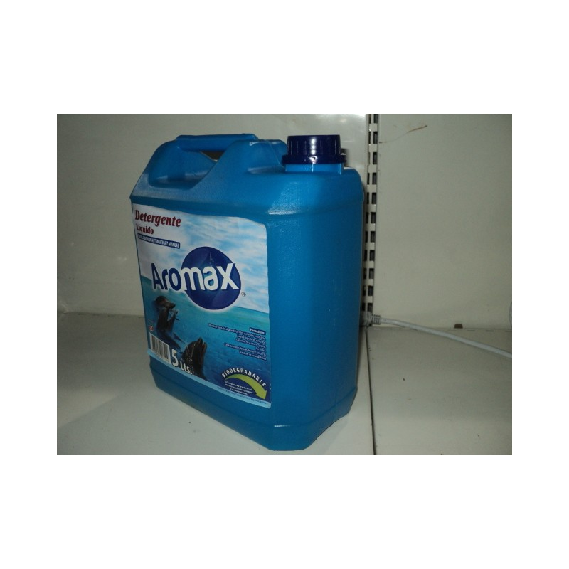 Detergente l quido 5 lts lavadoras autom ticas outlet for Articulos de cocina